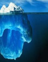 Kako nastaju sante leda?