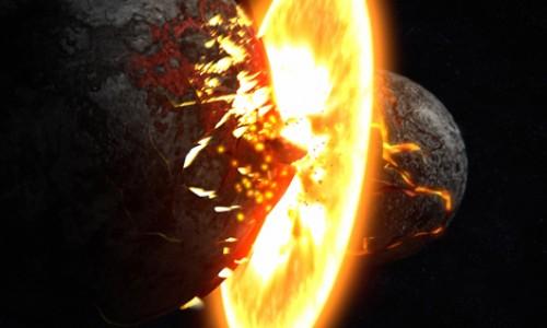 Kako je nastao Mjesec?