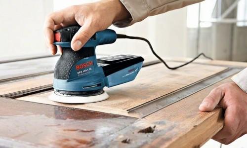 Kako strojno brusiti drvo?