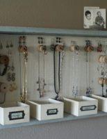 Kako napraviti ormarić za nakit ?