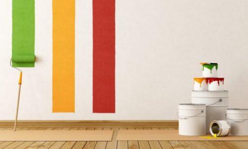 Kako izabrati boju za uređenje doma ?