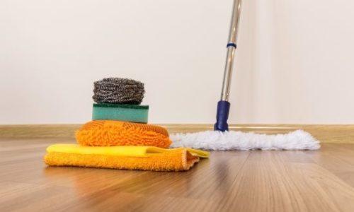 Kako očistiti pod?