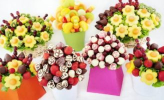 Kako napraviti voćni buket?