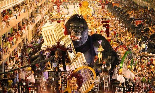 Kako je nastao karneval u Rio de Janeiru?