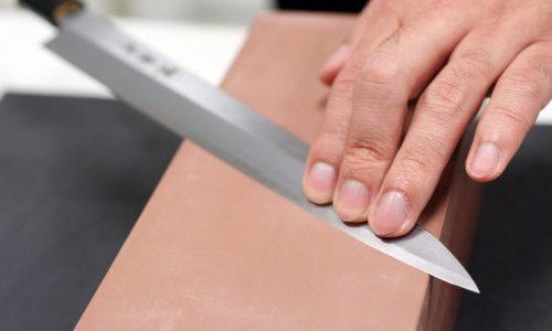 Kako naoštriti noževe?