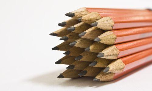 Kako naoštriti olovke ?