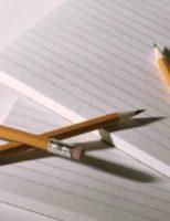 Kako napraviti olovku ?