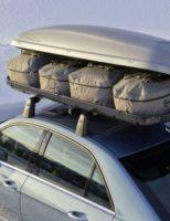 Kako montirati krovni kofer ?