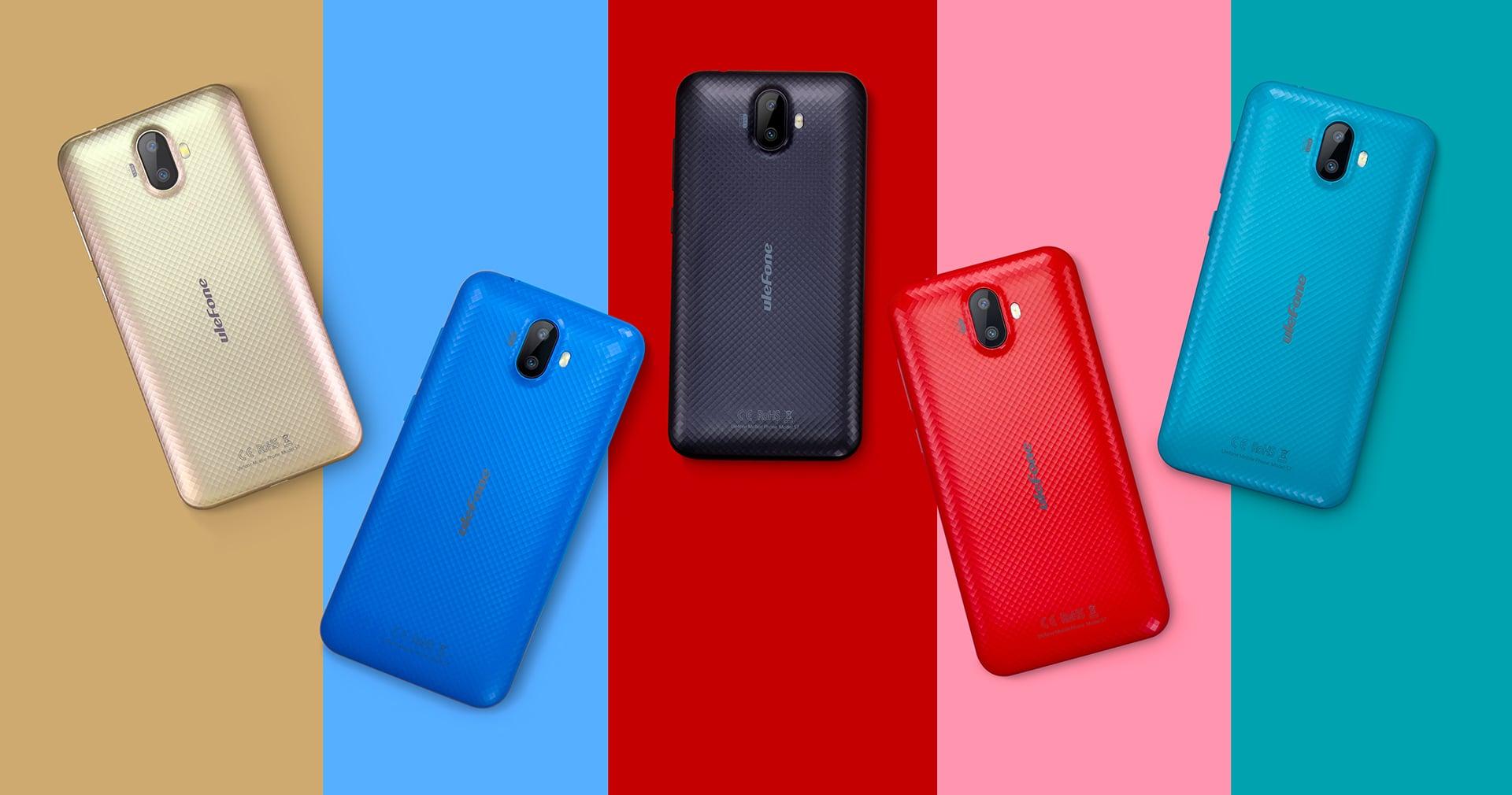 Ulefone najavio novi smartfon S7 čija će cijena biti oko 60 dolara, a dizajn ...