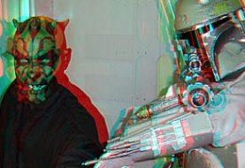 Lucas želi prebaciti Ratove zvijezda u 3-D