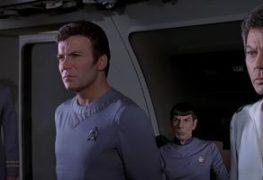 Na setu filma Star Trek: The Motion Picture