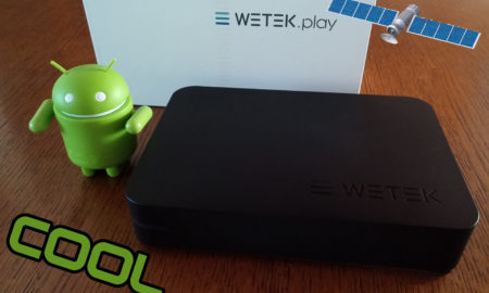 WeTek Play Android TV DVB-S2 satelitski receiver