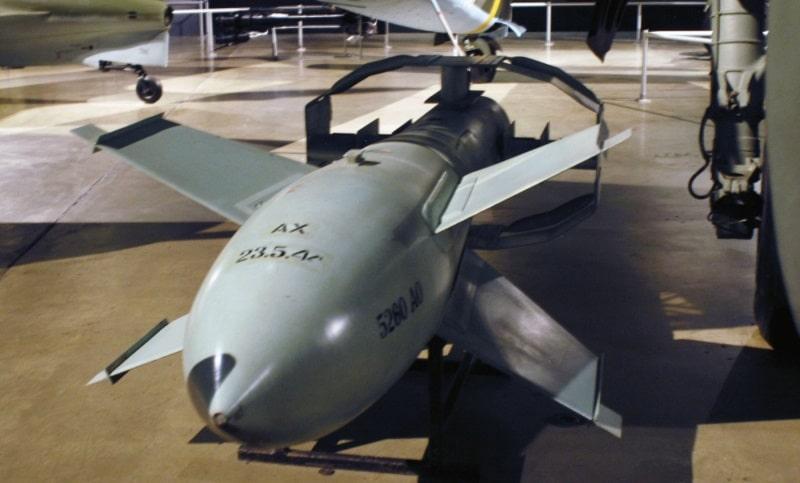 Samo su rijetki zrakoplovi mogli nositi Fritz X (Credit: USAF/Business Insider)