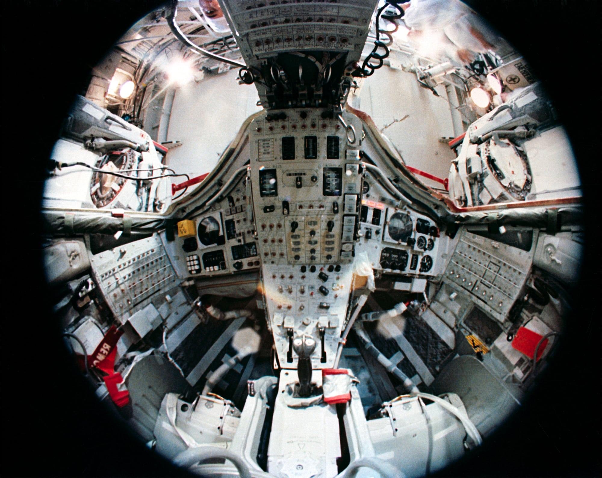 Gemini je letio samo dvije godine (Credit: NASA)