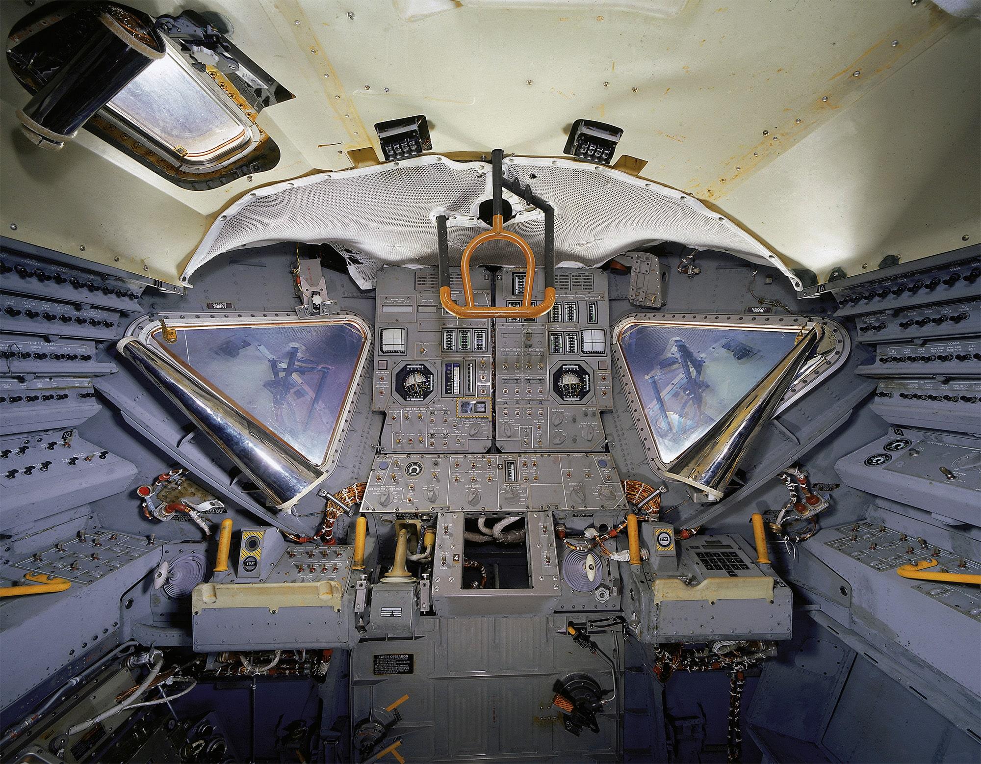 Lunarni modul (Credit: Mark Avino/NASA)