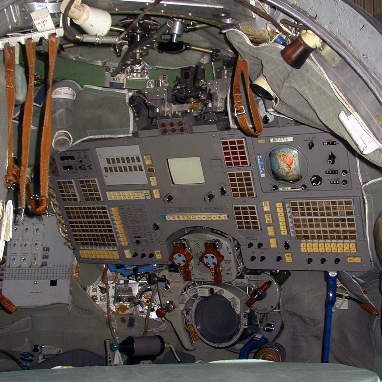 Sojuz (Credit: Charles Simony)