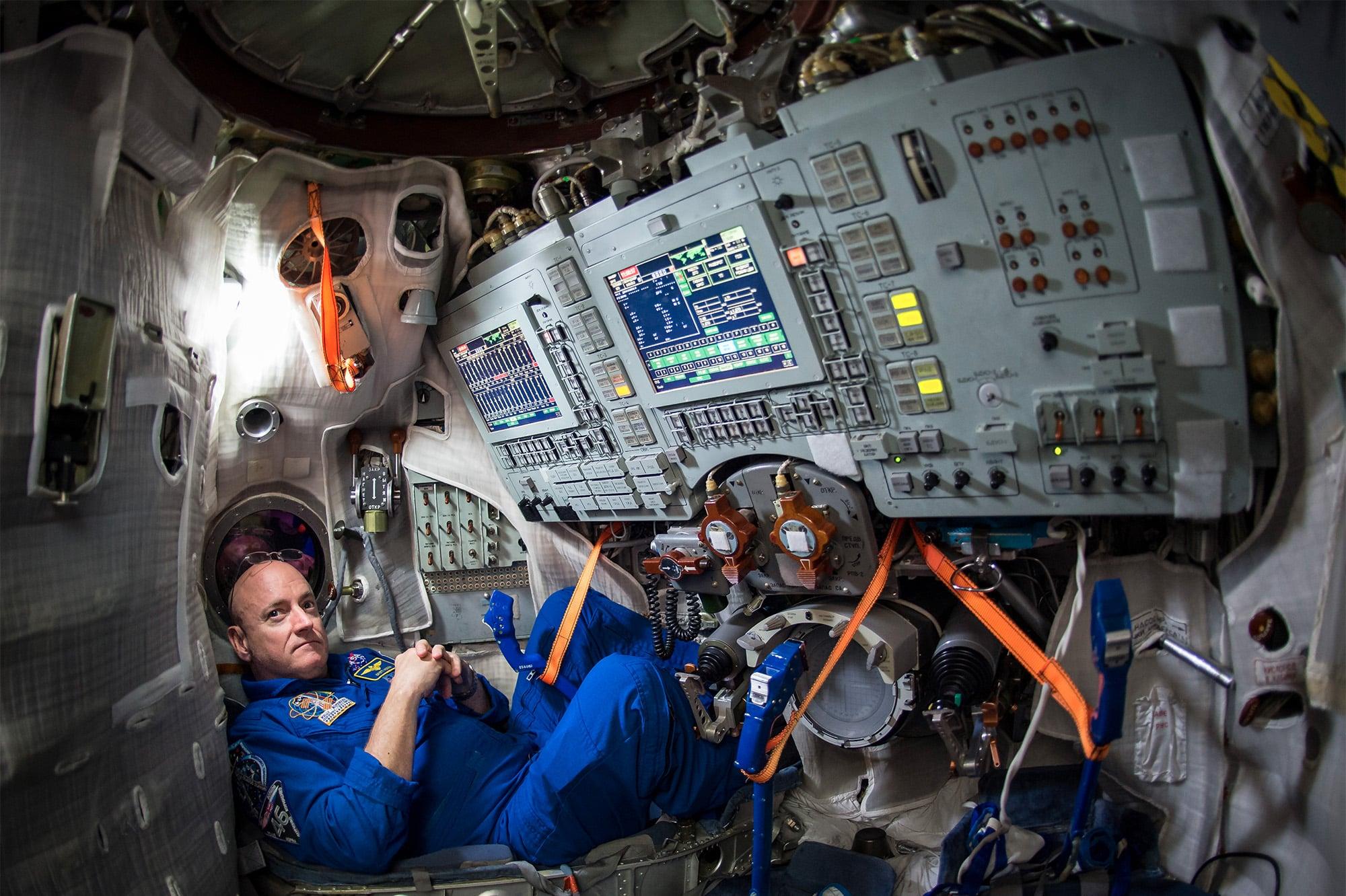 Sojuz TMA (Credit: NASA)