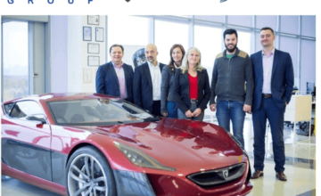 Novi model automobila Rimac na 3DEXPERIENCE platformi