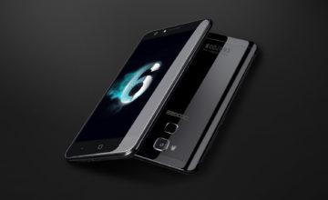 Doogee Y6 Piano Black, izniman telefon na posebnoj ponudi