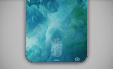 iPhone 8 imat će funkcijsku traku umjesto početne tipke?