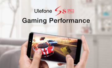 Ulefone S8 Pro dolazi superjeftino i ima dobre igraće performanse