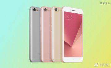 Predstavljen Xiaomi Redmi Note 5A
