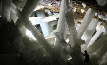 Pronađeni neobični organizmi stari 50.000 godina među kristalima u meksičkim špiljama