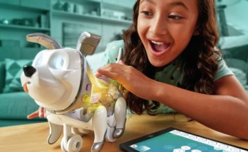 Uz pomoć ovog robotskog psića vaše će dijete naučiti programirati