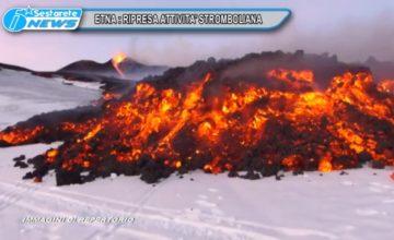 Treća erupcija vulkana Etne u samo tri tjedna