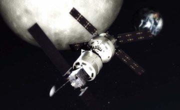 NASA planira izgradnju svemirske postaje između Zemlje i Mjeseca