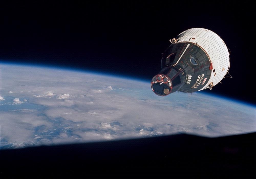 Gemini u orbiti (Foto: airandspace.si.edu)