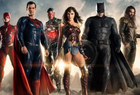 Traileri: Justice League i Wonder Woman