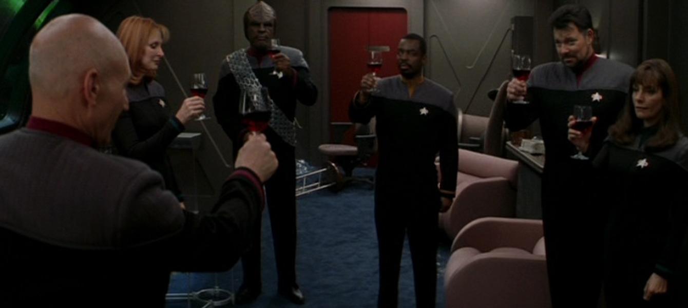 Star Trek Nemesis - posljednje scene