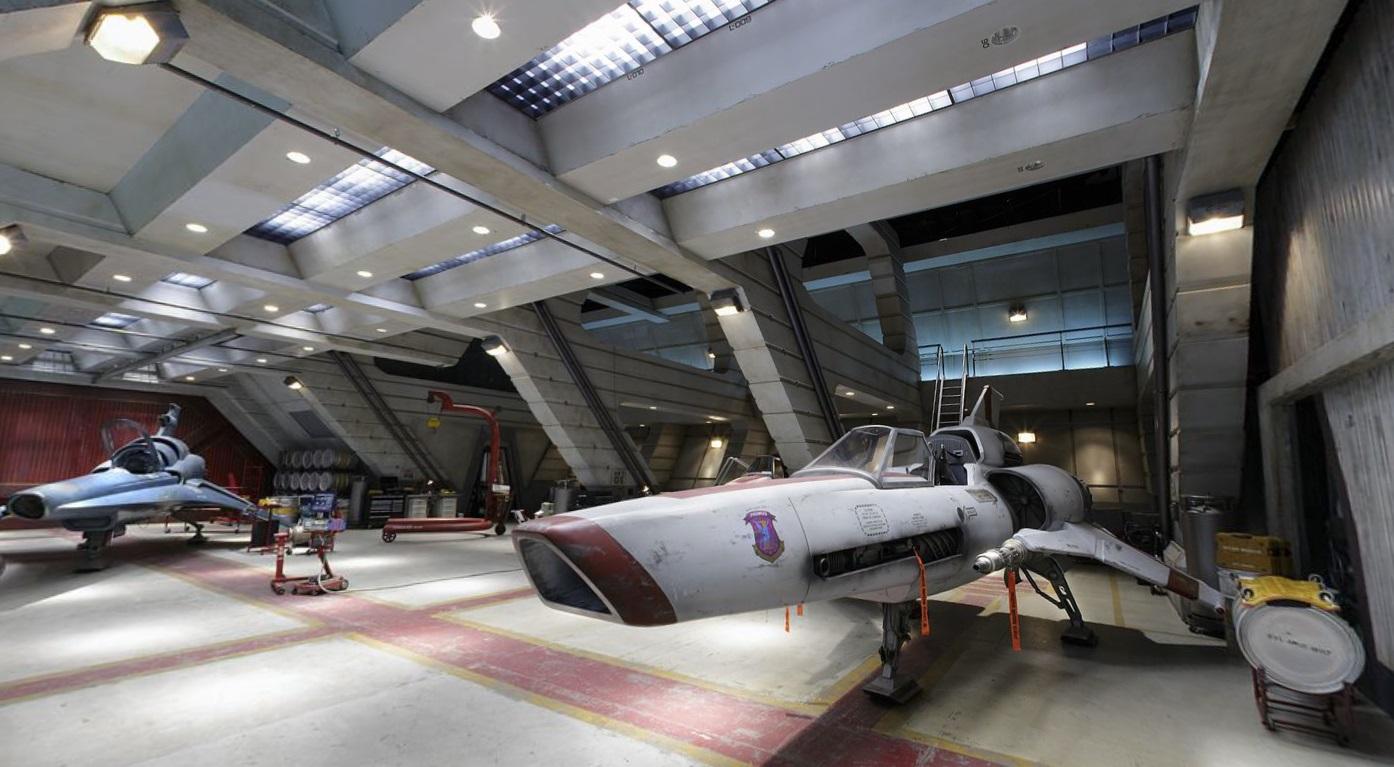 Viperi u hangaru