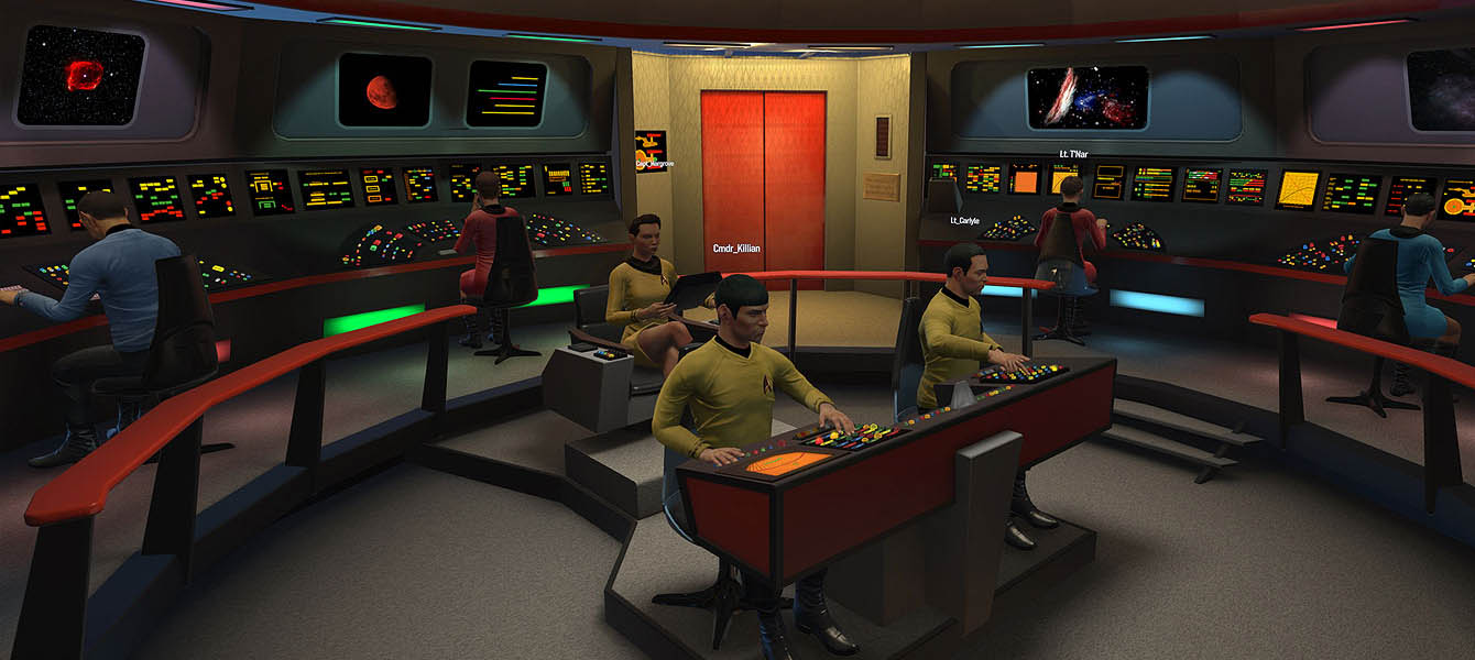 Star Trek Bridge Crew - USS Enterprise