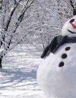 Kako napraviti snjegovića?