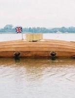 Kako je napravljena prva podmornica?