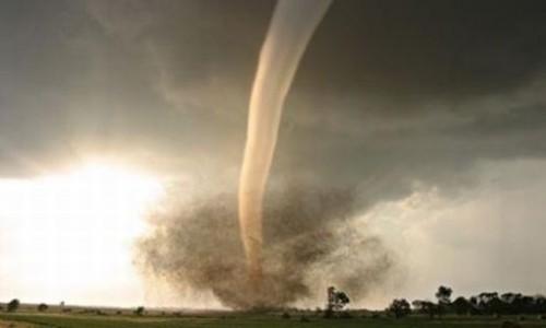 Kako nastaje tornado?
