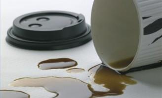 Kako ukloniti mrlju od kave?