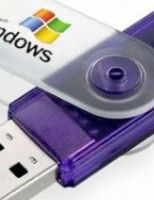 Kako instalirati Windows sa USB-a?