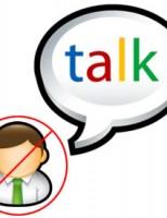 Kako blokirati osobu u gmail chatu?