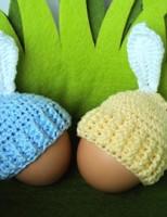 Kako napraviti uskrsnu kapicu za jaje?