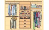 Kako organizirati ormar s odjećom ?