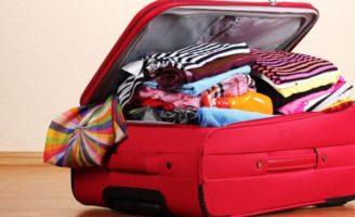 Kako se spakirati za putovanje ?