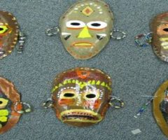 Kako izraditi masku?