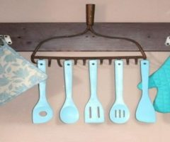 Kako iskoristiti grablje u kuhinji ?