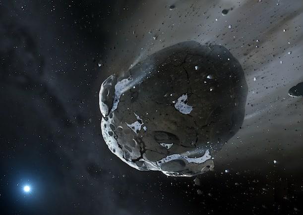 (Credit: Mark A. Garlick, space-art.co.uk, University of Warwick and University of Cambridge)