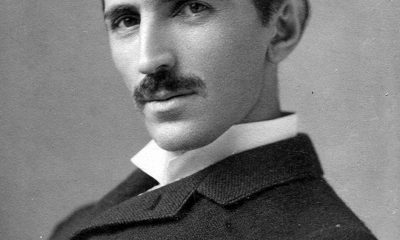 Nikola Tesla. (Credit: Wikimedia)