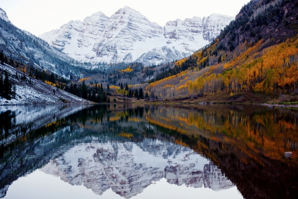 Jesen i zima u Coloradu