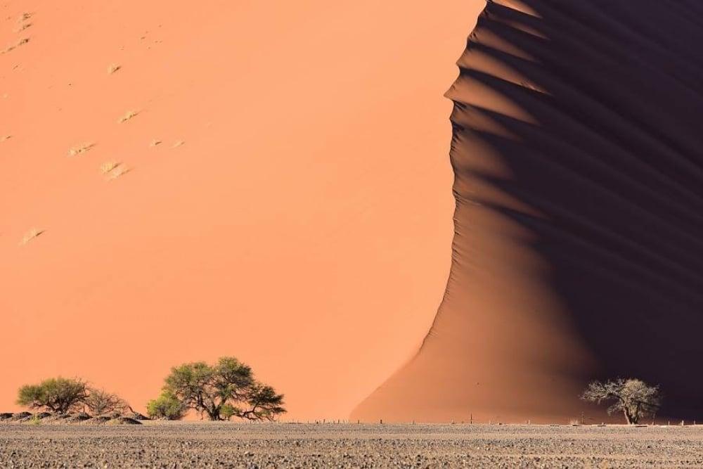 Pješčane dine u Namibiji